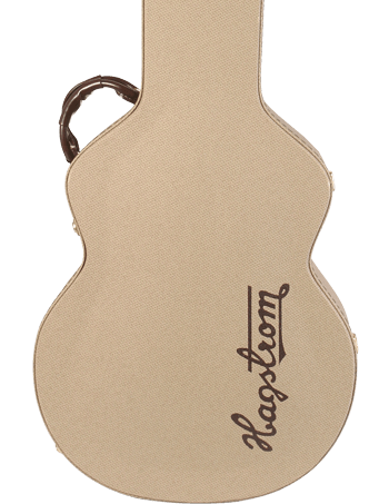 Hagstrom Guitar Case Tweed
