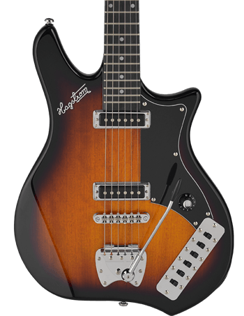 Retroscape Impala by Hagstrom Guitars of Sweden on