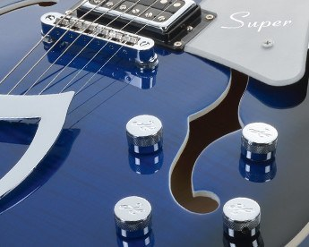 Hagstrom Super Viking Detail 4