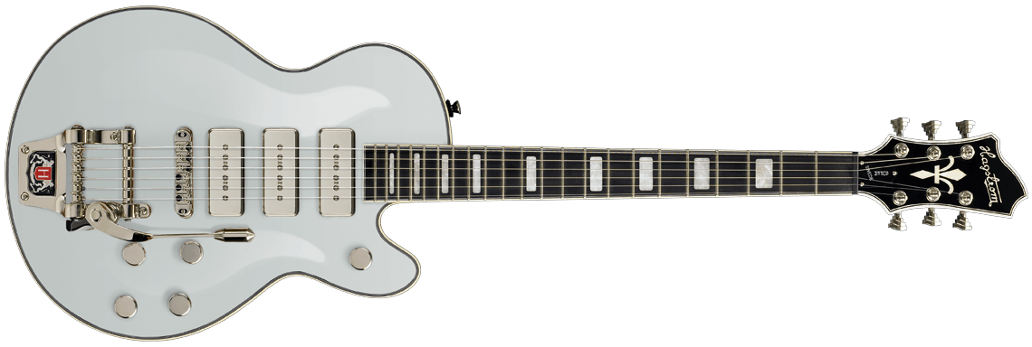 Tremar super swede by hagstrom guitars of sweden hagstrom super swede tremar p90 white gloss cheapraybanclubmaster Gallery