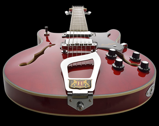 Hagstrom Trapez Bridge