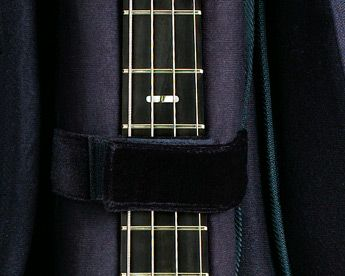Bass Neck inside Gigbag