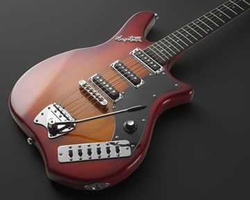 Hagstrom Condor Body Cherry Sunburst