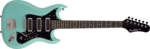Hagstrom H-III Aged Sky Blue Front