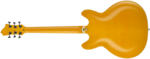 Hagstrom Super Viking Dandy Dandelion Flame back
