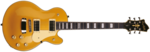Hagstrom Swede Galerie gold top