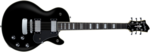 Hagstrom Swede Galerie black gloss