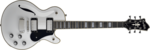 Hagstrom Super Swede Galerie white gloss - front