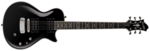 Hagstrom Ultra Swede Black Gloss