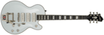 Hagstrom Super Swede Tremar P90 white gloss
