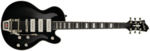 Hagstrom Super Swede Tremar P90 black gloss